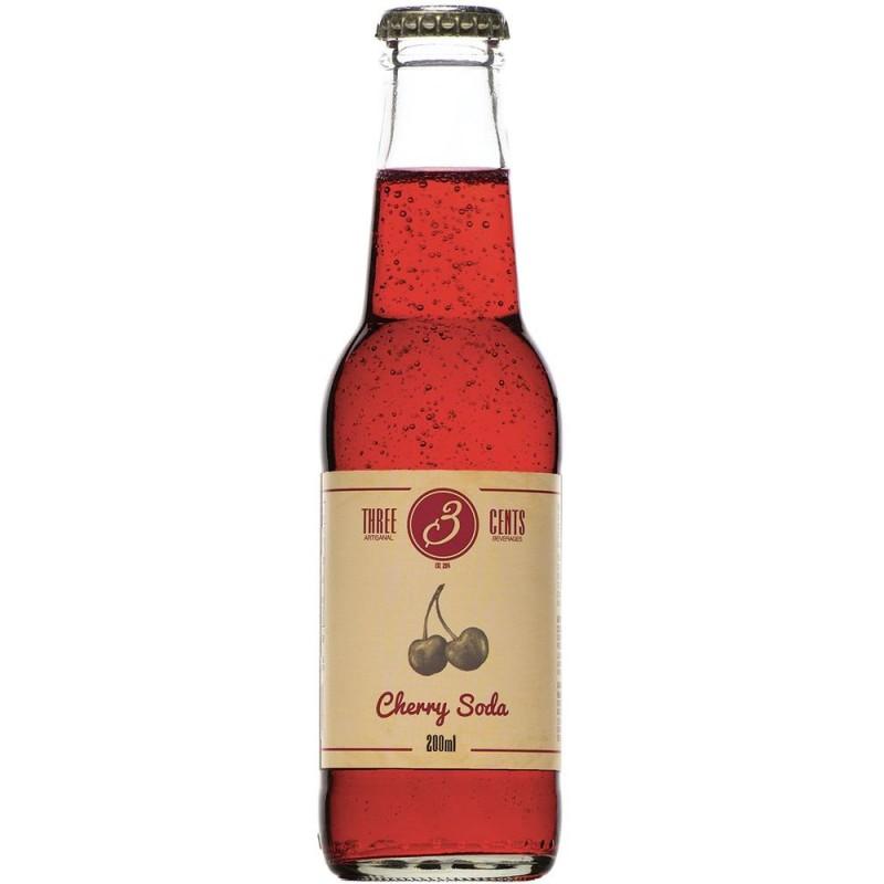 Three Cents Cherry Soda