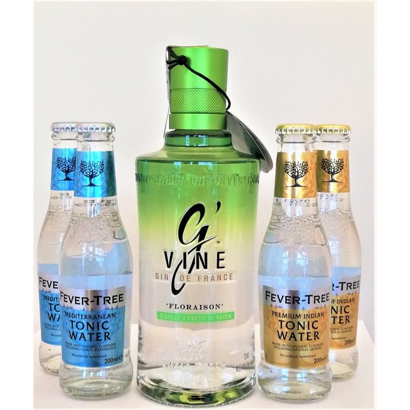 G'Vine Floraison gin kit