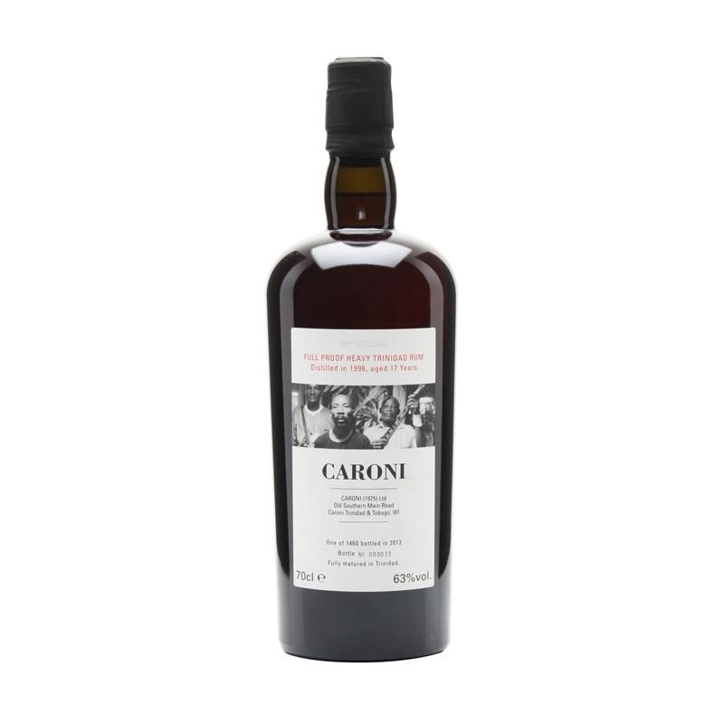 Caroni Full Proof 1996 17 yo-Velier