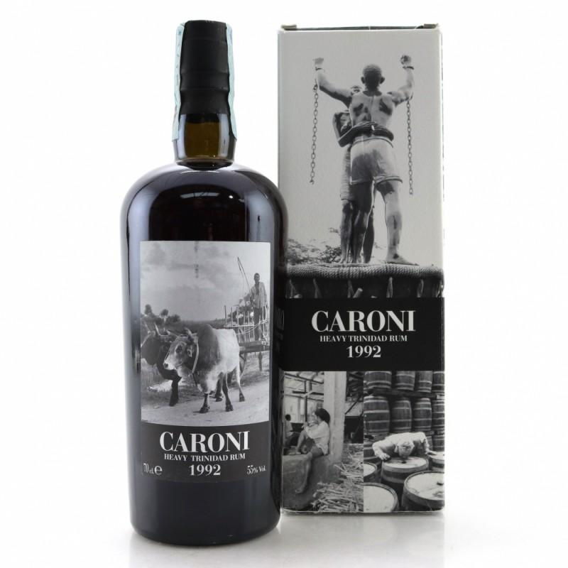 Caroni Heavy Trinidad 1992- Velier