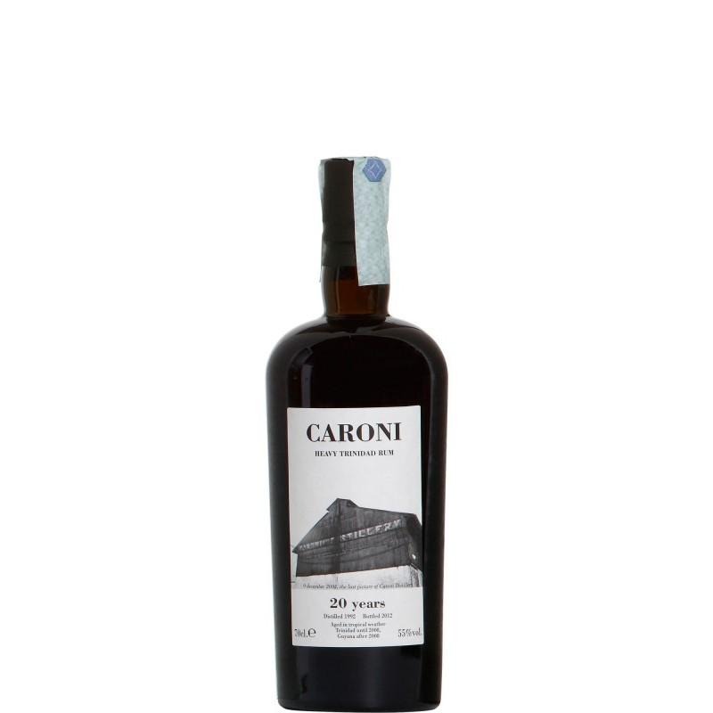 Caroni Heavy Trinidad 1992 20yo - Velier