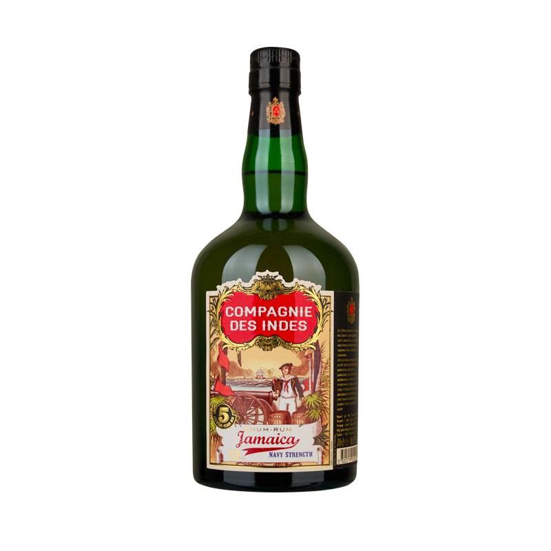 Compagnie des Ides Jamaica navy strenght blend rum