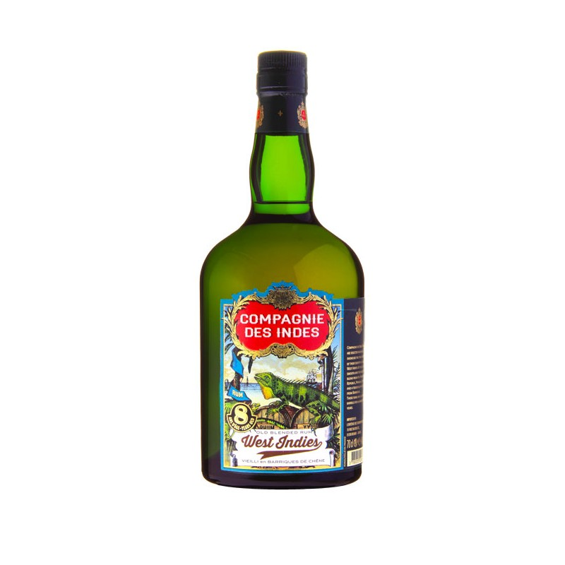 Compagnie des Indes West Indies 8 yo rum
