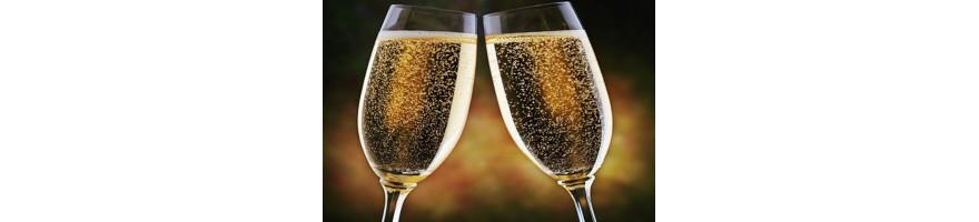 Spumanti, Champagne e Prosecco